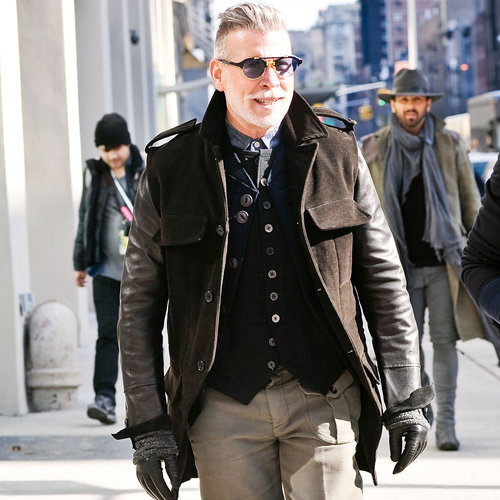 Nick Wooster Leaving JCPenney