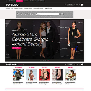 POPSUGAR Australia Has Had a Redesign!