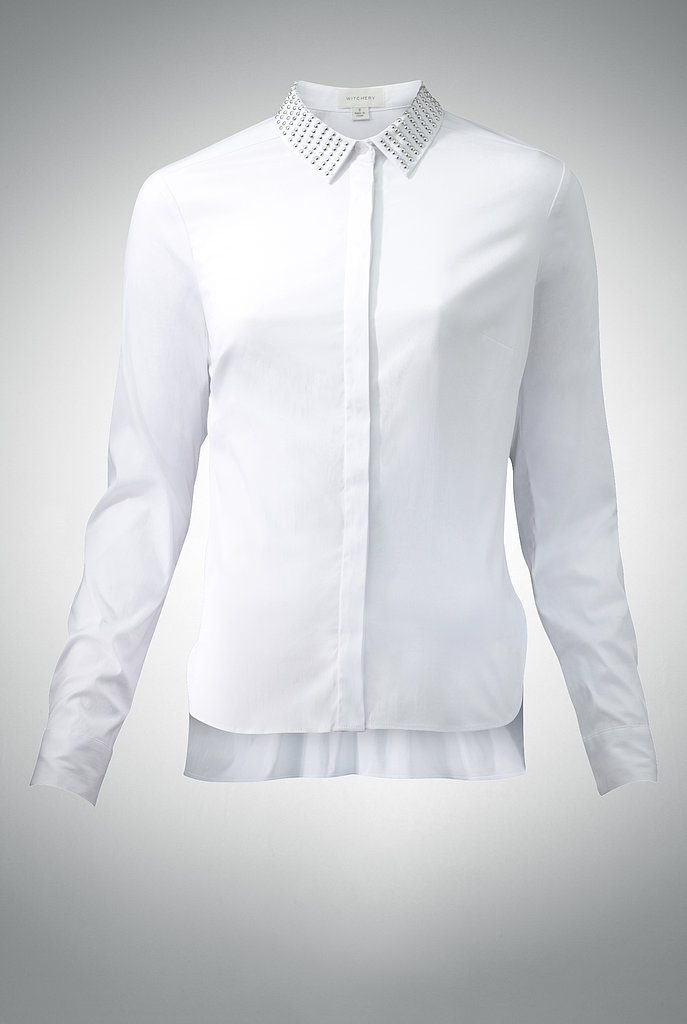 Shirt, $129.95, Witchery