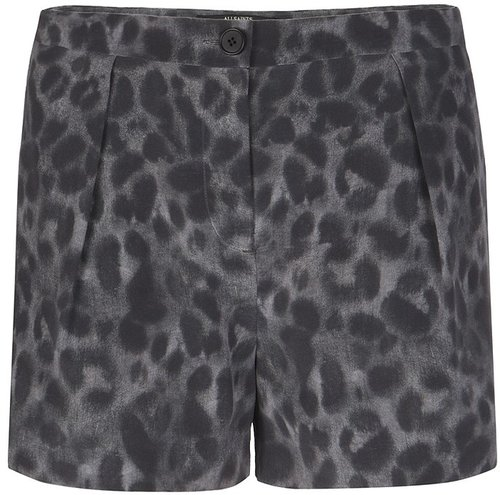 Leopard Follies Shorts