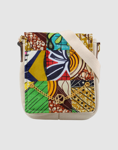 KOSHIE O. Small fabric bag
