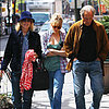 Sienna Miller Out to Lunch With Parents in NYC