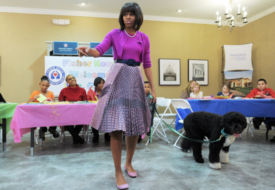 Michelle Obama&#039;s First Lady Style