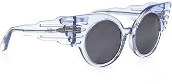 Linda Farrow For Jeremy Scott Wing sunglasses