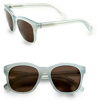 Elizabeth and James Lexington Plastic Square Sunglasses