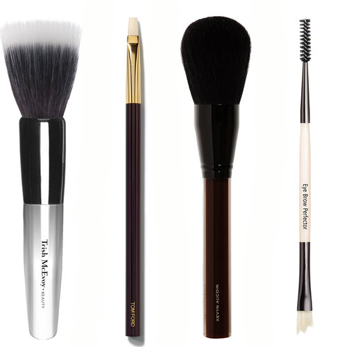 Makeup Brushes For Any Use
