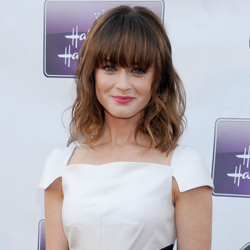 Alexis Bledel Engagement Ring | Photos