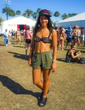 Hannah Bronfman at Coachella in Indio, CA. Source: David X Prutting/BFAnyc.com