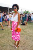 Solange Knowles at Coachella in Indio, CA. Source: David X Prutting/BFAnyc.com