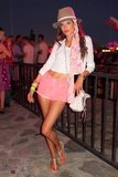 Alessandra Ambrosio at Coachella in Indio, CA. Source: David X Prutting/BFAnyc.com
