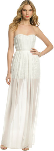 ERIN by erin fetherston Simone Gown
