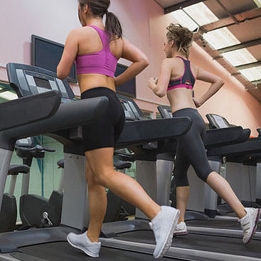 Treadmill Workout: 30 Minute Pyramid Intervals