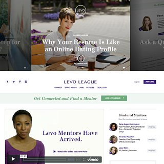 Career Website For Women