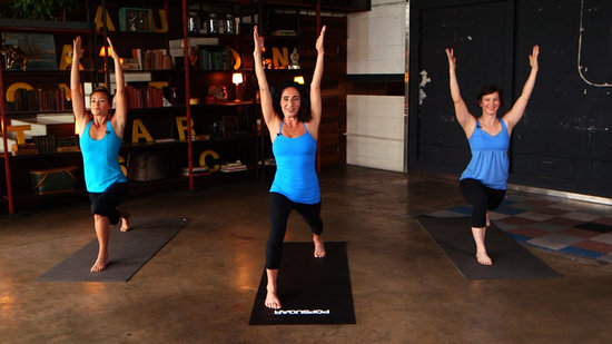 Work Out Like Jennifer Aniston With Yogalosophy