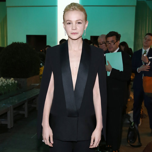Tuxedo Dressing For Women | Celebrity Pictures