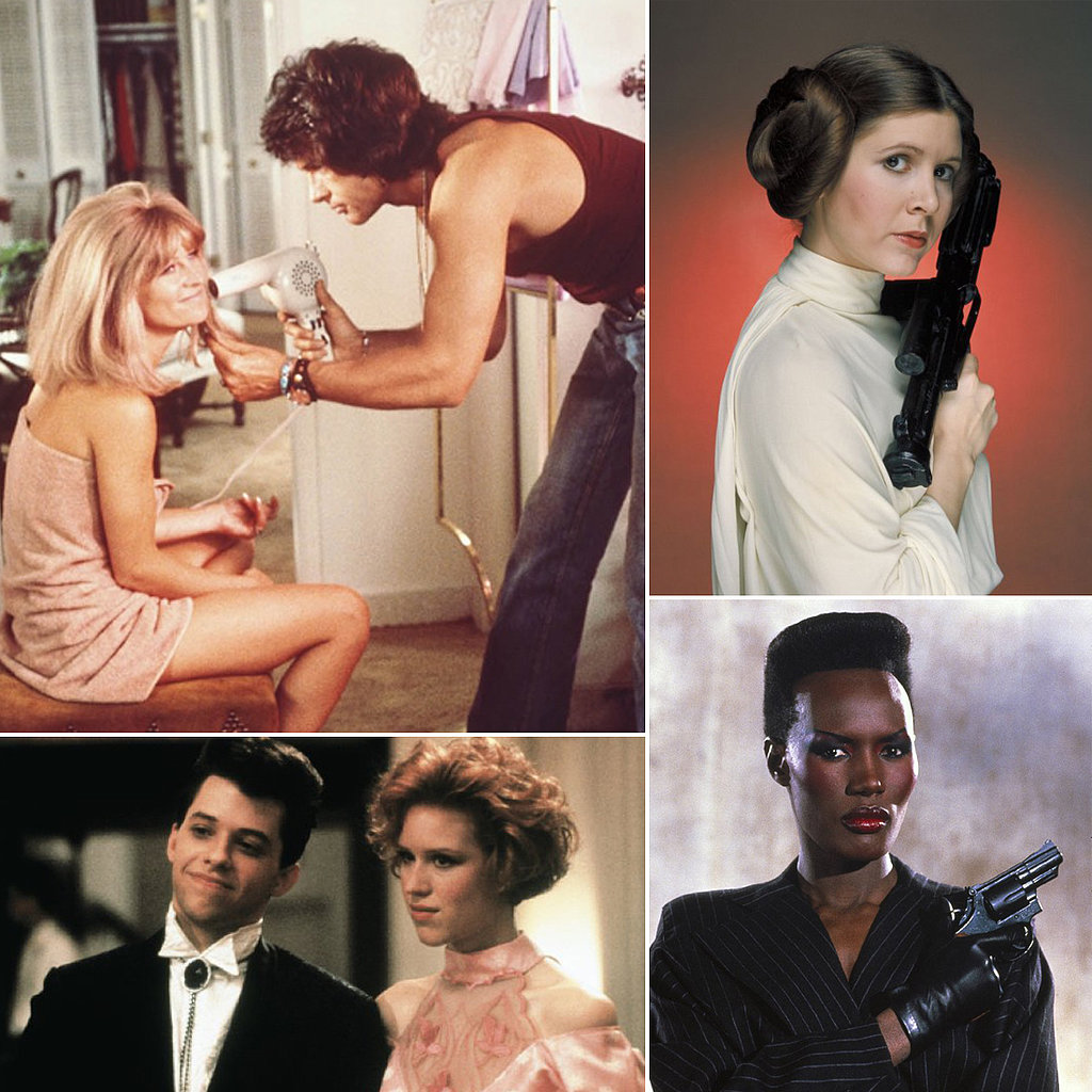 See 10 of the Most Influential Hairstyles in Film