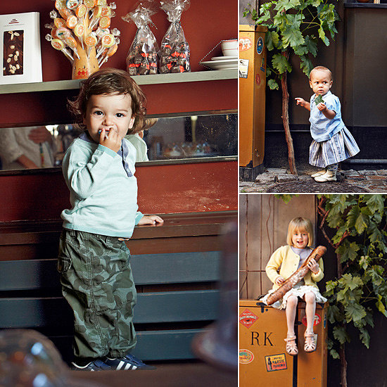 MINI A TURE: Sophisticated Danish Kids Clothes With a Sense of Humor