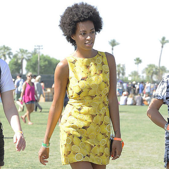 What would Coachella be without a little festival style?