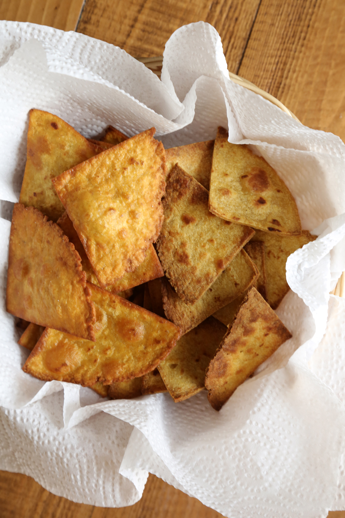 Homemade Tortilla Chips | POPSUGAR Food
