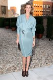 Lauren Remington Platt wore Max Mara at Nicky Haslam's book celebration in New York. Source: Paul Porter/BFAnyc.com