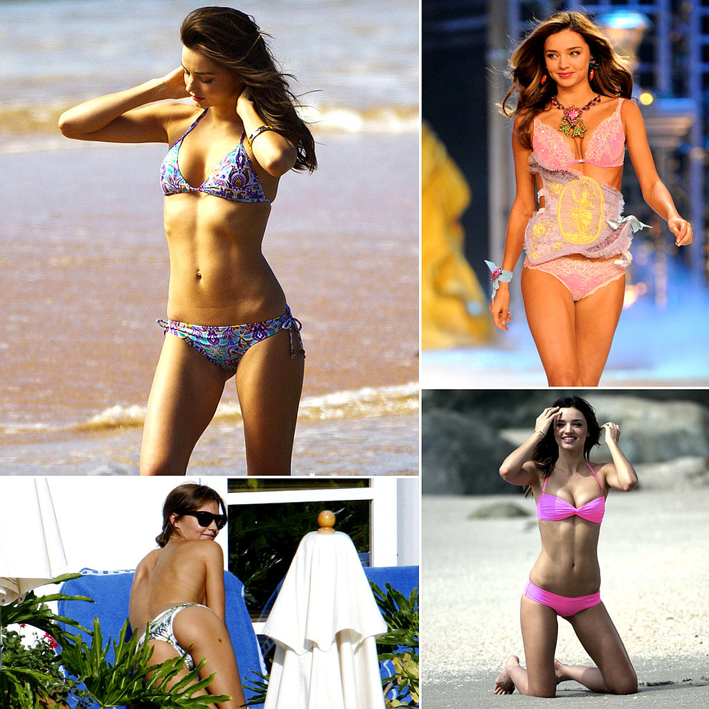 Miranda Kerr's Top Bikini Moments!