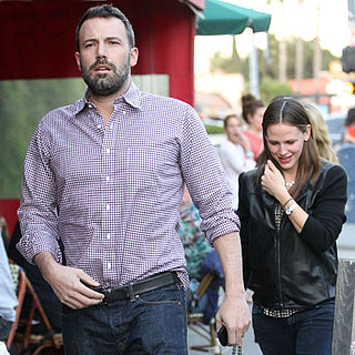 Jennifer Garner and Ben Affleck Have a Friday Date Night