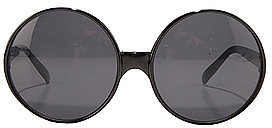 *Accessories Boutique The Apfel Sunglasses in Black