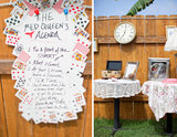 Mad Hatter Tea Party Photo by Bryan Miller via Green Wedding Shoes