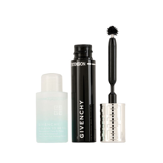If only all eye makeup could come with its own makeup remover, like this Givenchy Phenomen'Eyes Mascara and 2 Clean to Be True set.