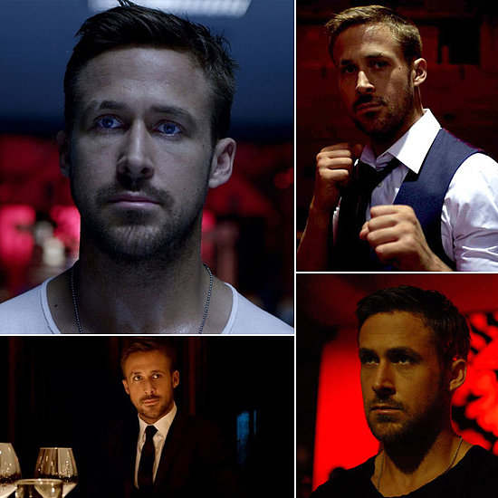 See All the Pictures of Ryan Gosling Looking Hot (as Always) in Only God Forgives