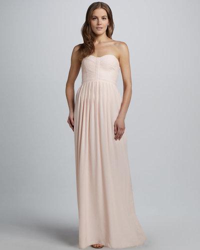 Parker Bayou Silk Maxi Dress