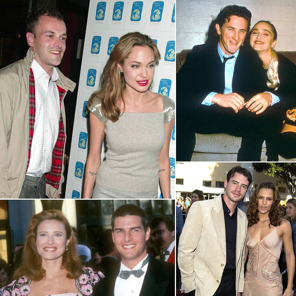 They Were Married?! Surprising Celebrity Unions From the Past