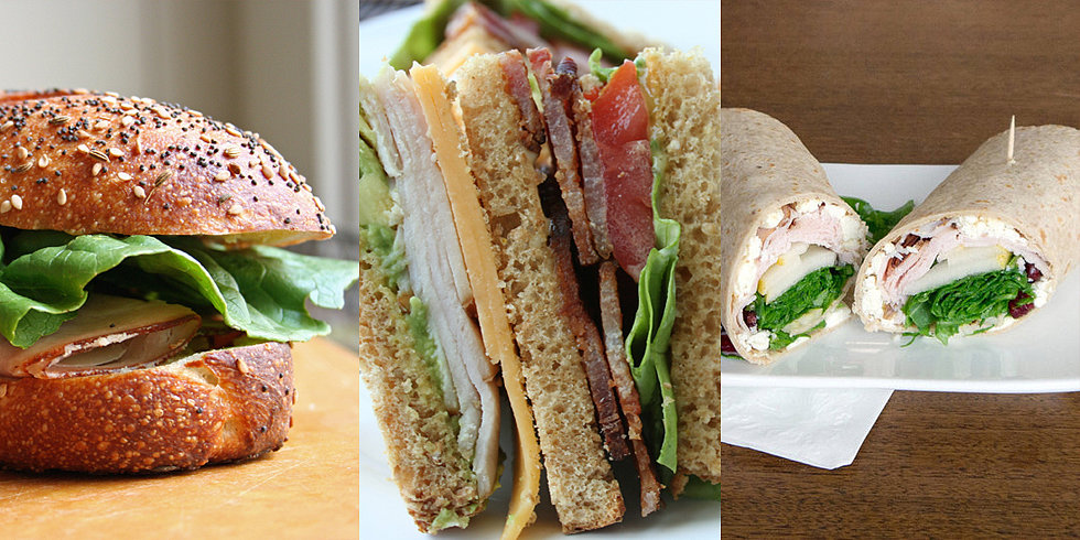 11 Sandwiches That Travel Well