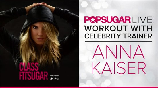 Kelly Ripa's Trainer Leads Our Live Class FitSugar