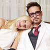 Gwyneth Paltrow and Robert Downey Jr: Iron Man 3 Portraits