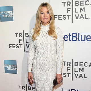 Kate Hudson in Sexy Jenny Packham at Tribeca Film Festival