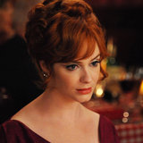 Christina Hendricks on Joan's Partnership