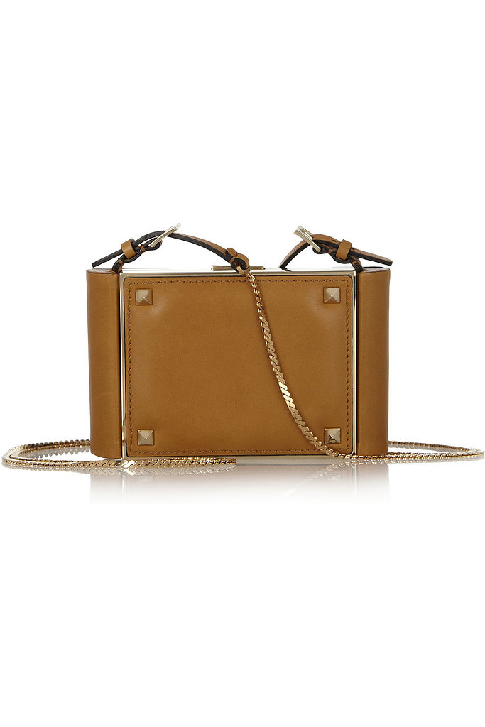Valentino leather shoulder bag ($825, originally $1,500)