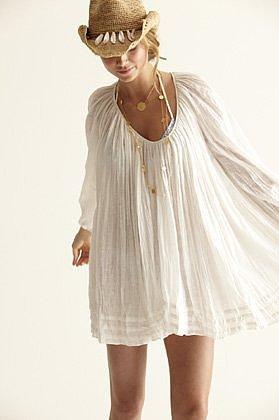The White Dress: El Mar