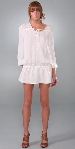 Little white dress: Casual Day