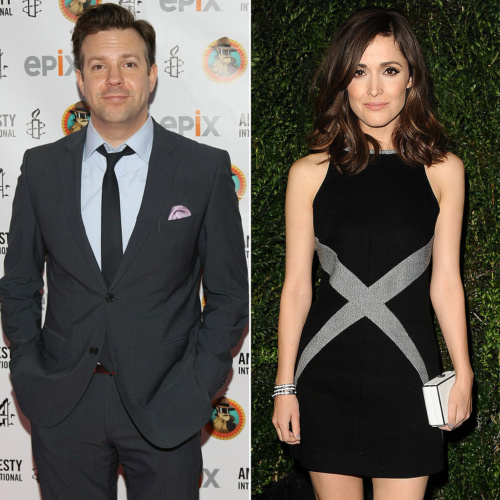 Jason Sudeikis and Rose Byrne joined Tumbledown, a romantic comedy in which they'll play the leads. Byrne will play a widow who falls for a writer played by Sudeikis. Olivia Munn and Joe Manganiello are also costarring.