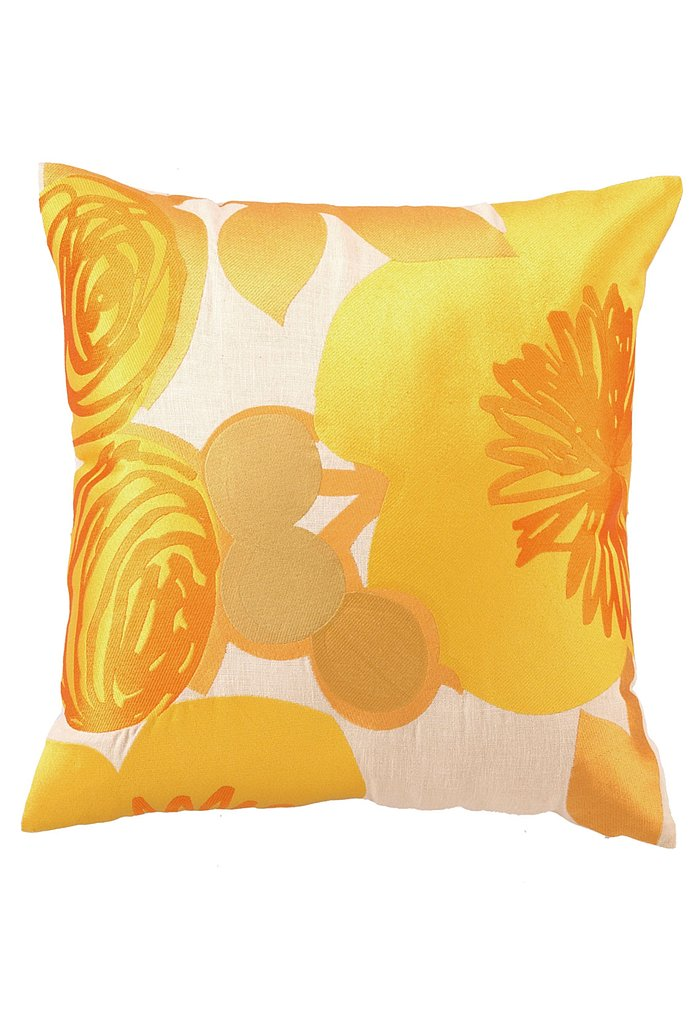 Light, bright, and floral, Trina Turk's floral pillow ($168) features all the must-have qualities of Derby style.