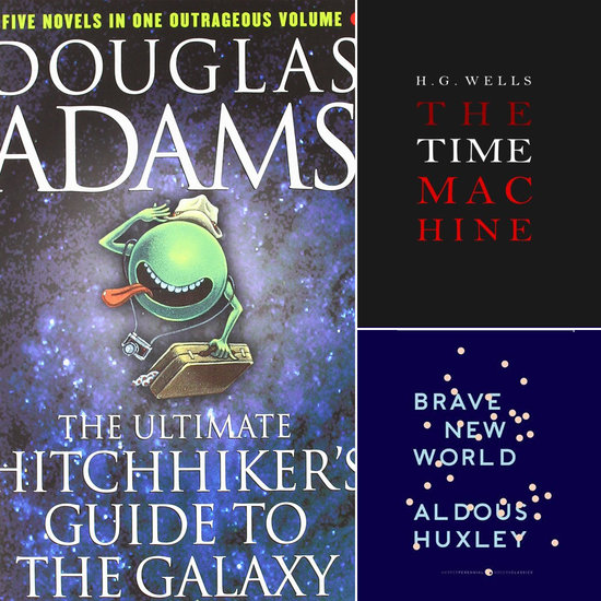 Essential Geek Reads: Science Fiction Edition