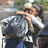 Jessica Szohr and Ed Westwick Together in LA | Pictures