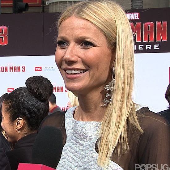 Gwyneth, Robert, and More — Our Iron Man 3 Premiere Interviews!