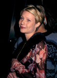 Back in 1997 at the Donnie Brasco premiere, Gwyneth showed off a pixie haircut that was far from boyish — even though her then beau, Brad Pitt, wore the exact same style.