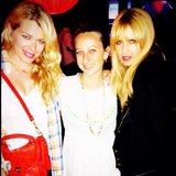 Rachel Zoe and Amanda de Cadenet were on hand to celebrate Jennifer Meyer's birthday. Source: Instagram user rachelzoe