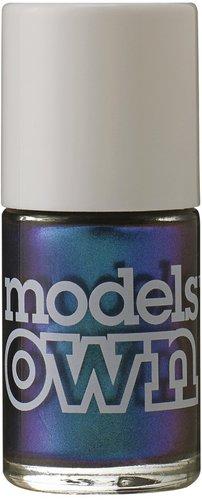 Models Own Beetle Juice Aqua Violet Nail Polish