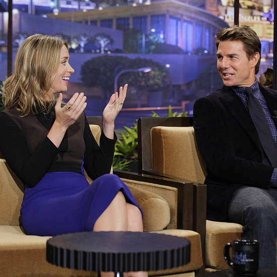 Tom Cruise and Emily Blunt on The Tonight Show | Video