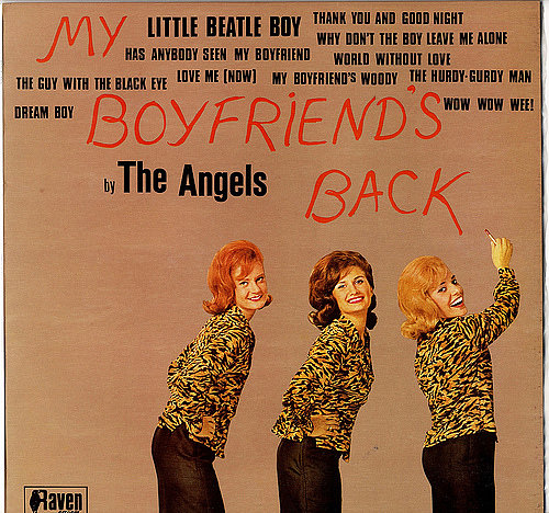 """My Boyfriend's Back"" by The Angels"